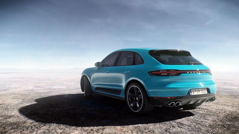 Porsche - The New Macan S - It´s The Best of All Worlds